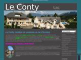 Le Conty, résidence de vacances avec piscine à Annecy