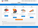 Le Nuancier : acheter un nuancier RAL et PANTONE