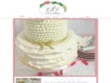 Le Petit Sucre wedding cakes à la Réunion 974