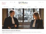 Le Plaideur: Robes d'avocat sur mesure