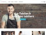 Tabliers pour particuliers et professionnels  Le-Tablier.fr