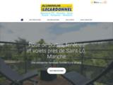 Lecardonnel - Pose de fermetures à Saint-Lô