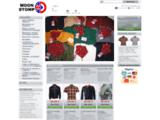 LE CHAT PIRATE - T shirts et accessoires rockabilly et kawaii