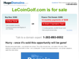 LeCoinGolf - LeCoinGolf balles et accessoires de golf