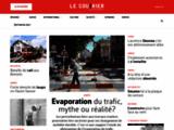 Le Courrier - Quotidien suisse indépendant