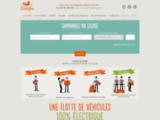 Le coursier 100% écolo, service de courses écologiques Paris IDF : Lungta