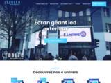 Ecran géant led et panneau publicitaire LED sur mesure