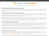 Leditodelassurance.fr