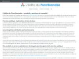 Leditodufonctionnaire.fr