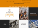 Leforge et Fils, artisans multiservices en Seine et Marne