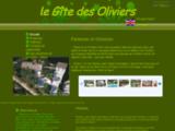 le Gitte des Oliviers - Accueil