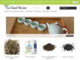 Site de vente en ligne de thé d'origine