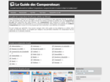 Le guide des comparateurs de prix