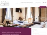 Hotel Restaurant en Dordogne, Traiteur en Perigord à Belves - Le home