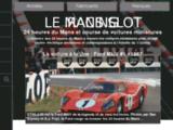 Le Mans Slot Racing, Scalextric, 24 heures du Mans et circuits de voitures miniatures