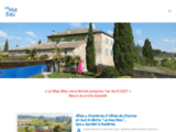 Séjours bien-être en Ardèche, au Mas Bleu