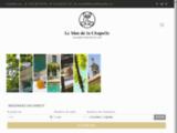 Chambres d'hôtes de luxe - Le Mas de la Chapelle -Uzes Nimes Gard