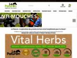 Le Paturon.com - Vente en ligne de Produits Exclusivement Naturels pour Chevaux