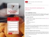 Cuisine africaine Ottignies-Louvain-la-Neuve
