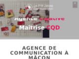 Le P'tit Zèbre, agence de communication à Mâcon (graphisme et web)