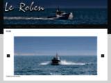 Bateau de pêche Le Roben
