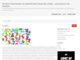 Les bijoux de manon:  Bijoux fantaisie - Bijouterie en ligne  - Les Bijoux De Manon