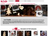 Loisirs créatifs déco, boutiques cadeaux de créateurs