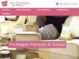 Vente de Fromages sur les Marchés du Val-de-Marne (94) | Les Fromages de Mary