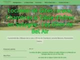 Les Gîtes de Bel Air location gîte, chambre et table d'hôtes en Sologne