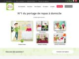 Les Menus Services : livraison et portage de repas à domicile