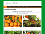 Un guide détaillé sur cinq agrumes