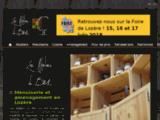 Les ateliers du Bes - Menuiserie et agencement en Lozère