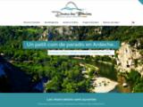 Les Blachas : Village vacances en Ardèche, Camping 4 étoiles Ardèche