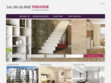 Appartements et Maisons à vendre sur Toulouse