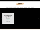 Biscuiterie artisanale Les Douceurs du Terroir, vente en ligne de macarons et biscuits fins