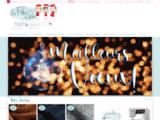 Mercerie en ligne : Les filles à pois