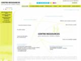 Lesion cerebrale 74 (Centre de ressources) - Page d'accueil centre ressources