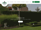 Création et entretien des jardins