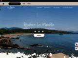 Résidence de Tourisme Les Mandiles ** - Locations de chambres, appartements, maisons Cargèse, Corse