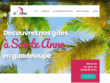 Les Orchidées de Sainte-Anne - Location de gites avec piscine et spa