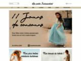 Robe mariage fille et costume cérémonie garçon de créateur - Les petits Inclassables