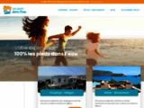 Vacances mer : hotel mer, camping mer en France, Corse, Italie, Espagne