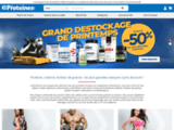 Lesproteines.com : proteine, creatine et bruleur de graisse