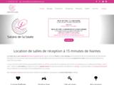 Location de salle de réception à Nantes (44) - Salon de la Louée