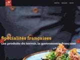 Recettes et saveurs de la gastronomie française