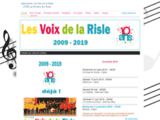 Les voix de la Risle - Chorale associative à La Ferrière sur Risle dans l'Eure