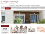 Une résidence pour séniors en France