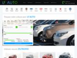LF AUTO - Achat et vente de voiture d'occasions et neuves pas chère