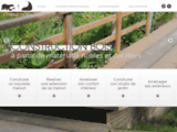 Maison en bois bretagne - constructeur maison bois bretagne - l'Habitat Sain