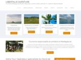 Agence de voyages Madagascar de Diego Suarez à Nosy Be, écotourisme, randonnée, VTT, croisière Libertalia Aventure